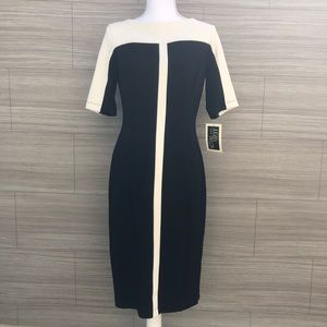 Julian Taylor Midi Dress New with tags Size 6